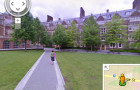Tour Penn's Campus in Google Maps!